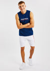 Blackburn Vest - Navy
