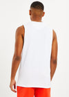 Blackburn Vest - White