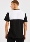 Cardinal T-Shirt - Black/White