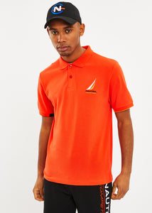 Coble Polo - Red
