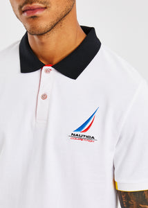 Coble Polo - White
