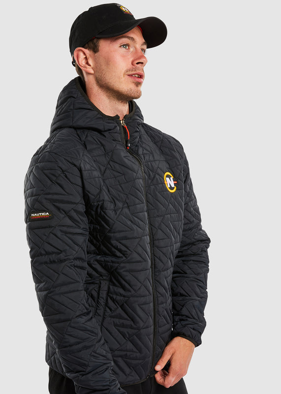 Corsair Padded Jacket - Black