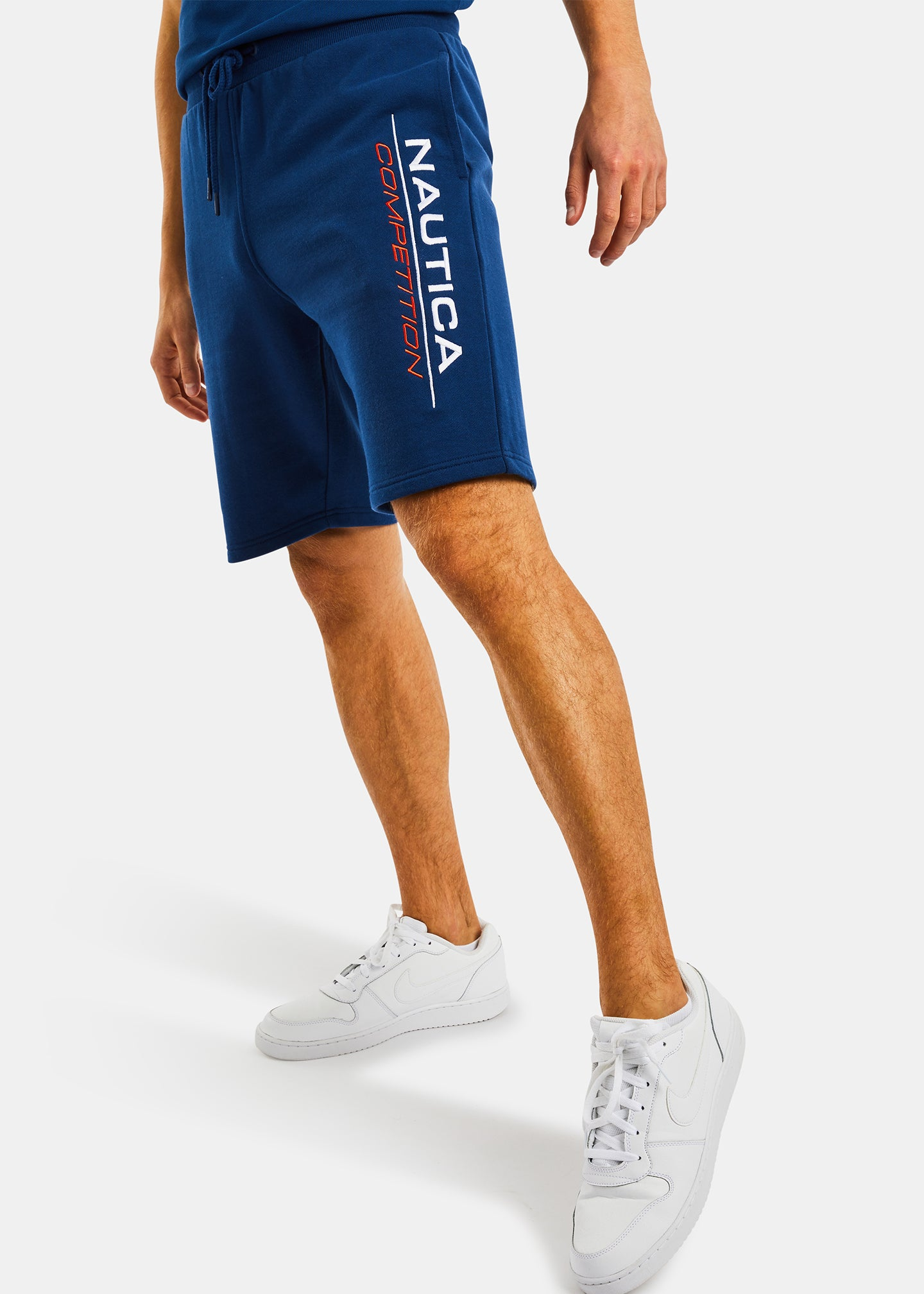 Dodger Fleece Short - Navy