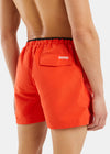 Decks Swim Short - Red