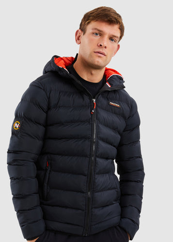 Thwart Padded Jacket - Black