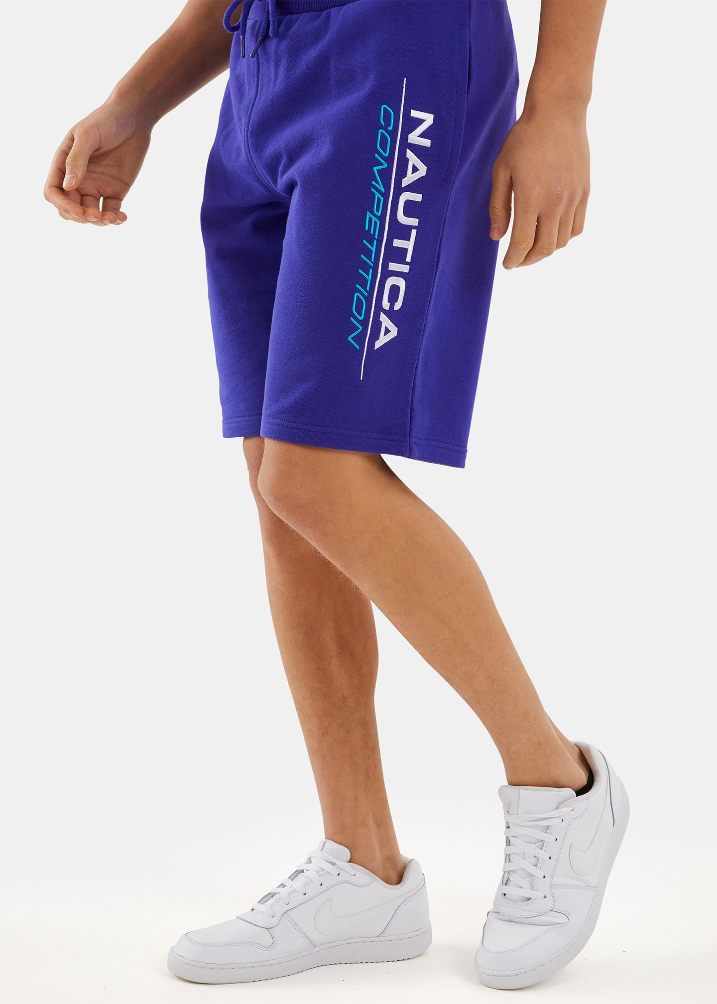 Dodger Fleece Short - Purple