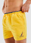 Decks Swim Short - Yellow