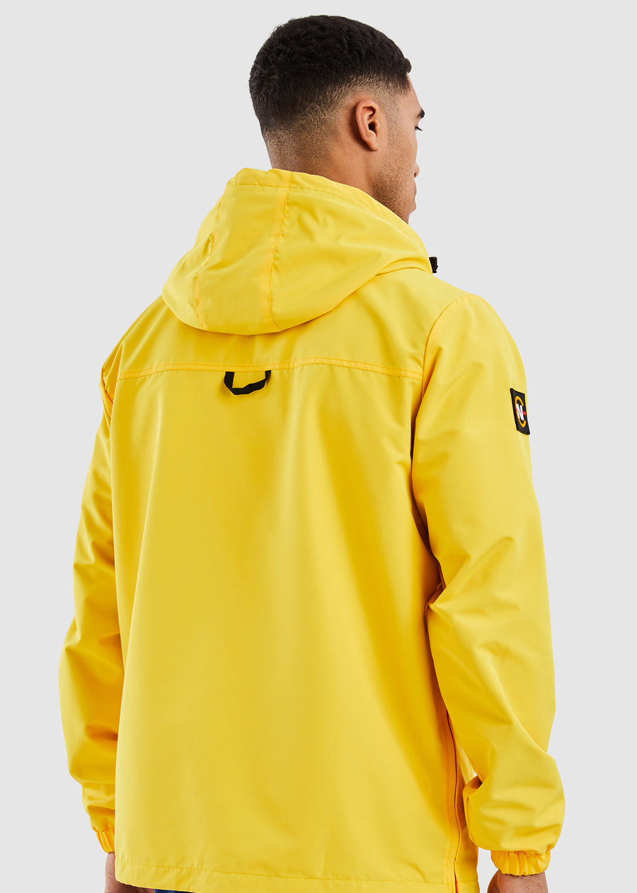 Cowl 1/4 Zip Oh Jacket - Yellow