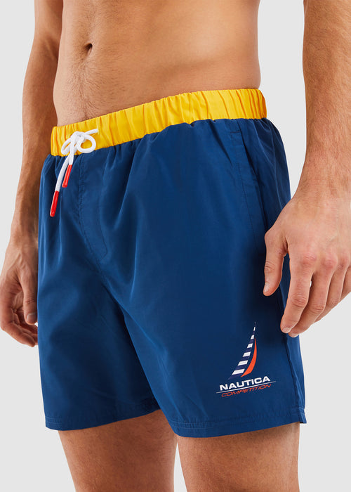Waveson Swim Short - Navy
