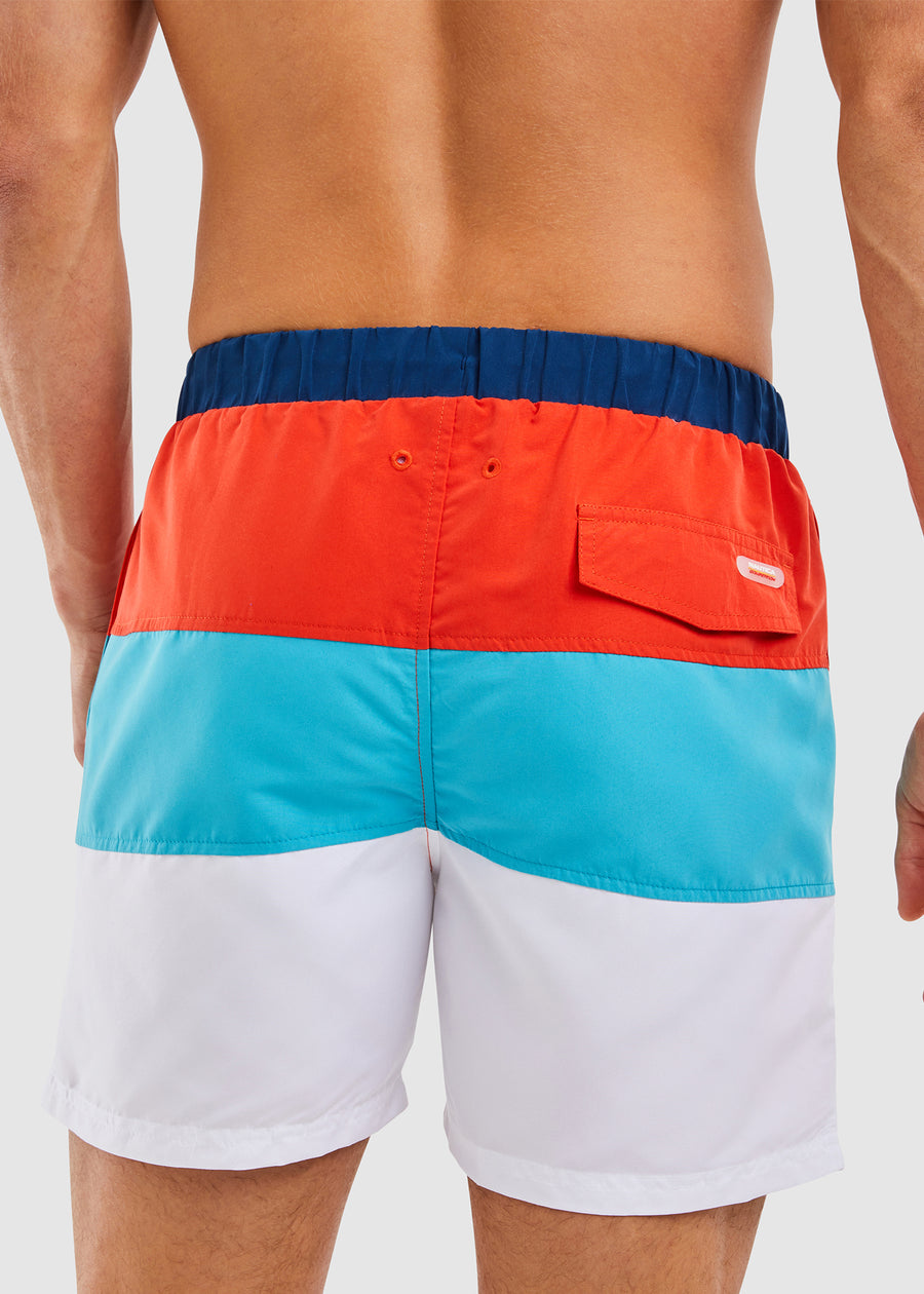 Bumpkin Swim Short - Red