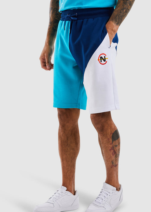 Genoa Fleece Short - Blue