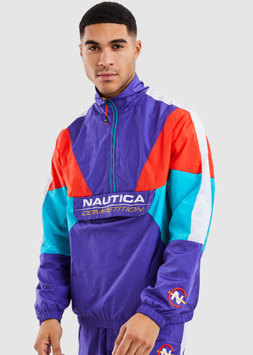 Whipstaff Track Top - Purple