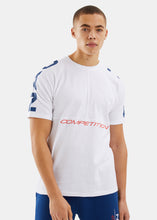 Load image into Gallery viewer, Dinghy T-Shirt - White