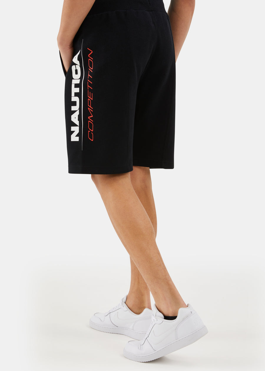 Lanong Fleece Short - Black