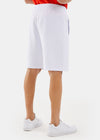 Lanong Fleece Short - White