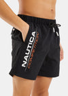 Patorani Swim Short - Black