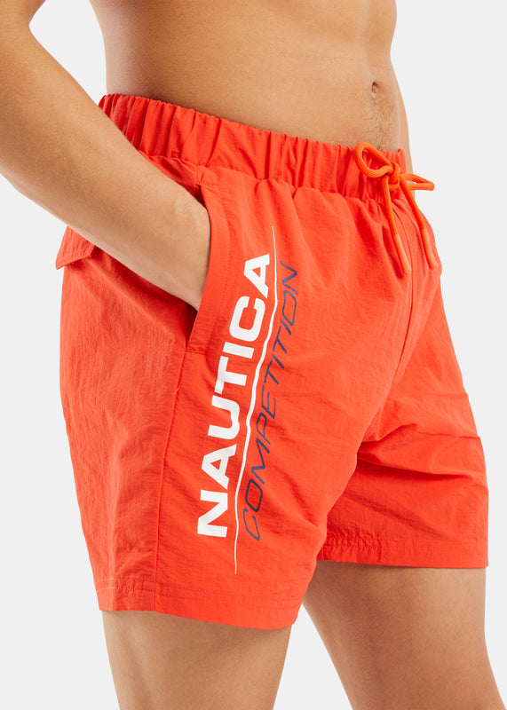 Patorani Swim Short - Red