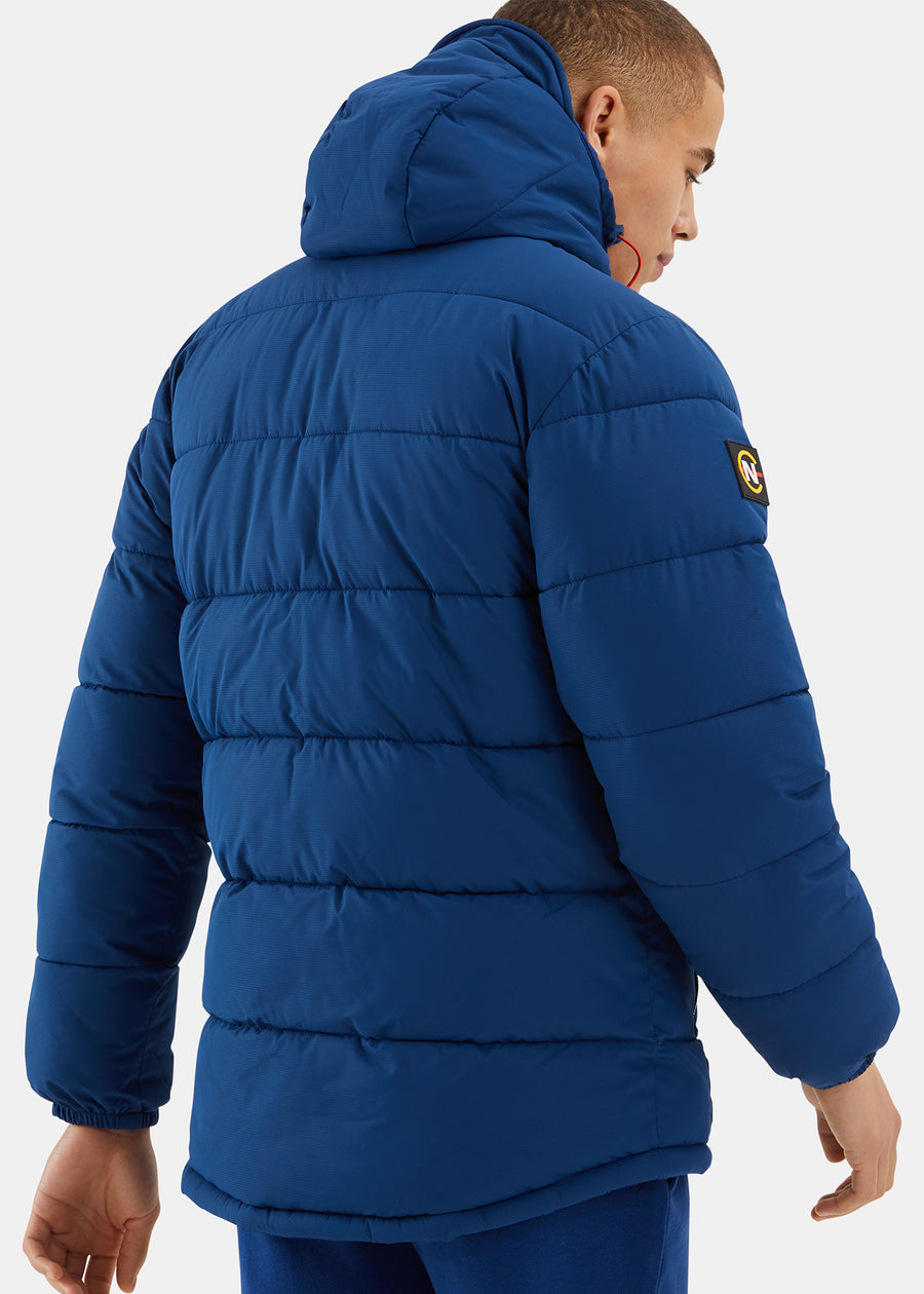 Antigua Padded Jacket - Navy