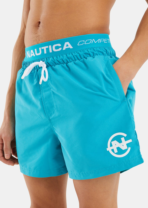 Burton Swim Short - Blue