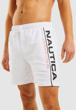 Load image into Gallery viewer, Folsom Swim Short - White