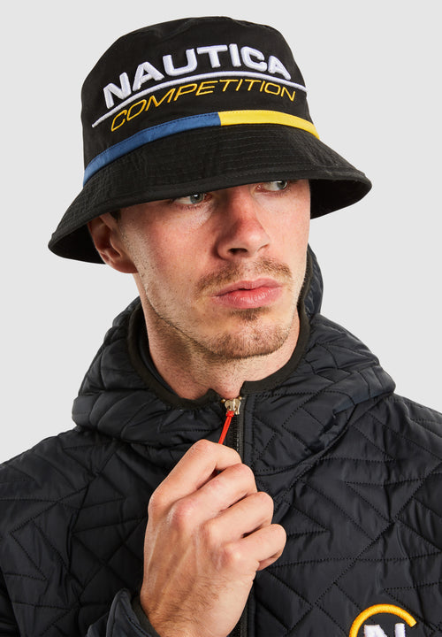Rogers Bucket Hat - Black