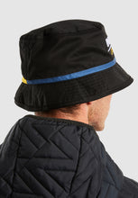 Load image into Gallery viewer, Rogers Bucket Hat - Black