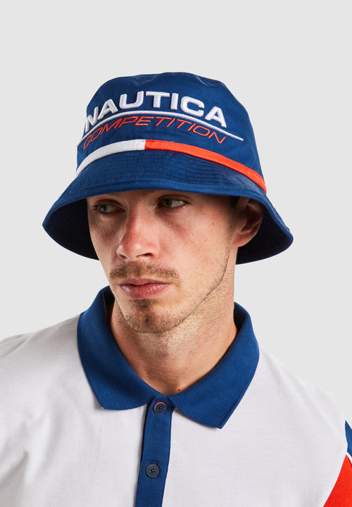 Rogers Bucket Hat - Navy
