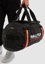 Load image into Gallery viewer, Valdez Barrel Bag - Black