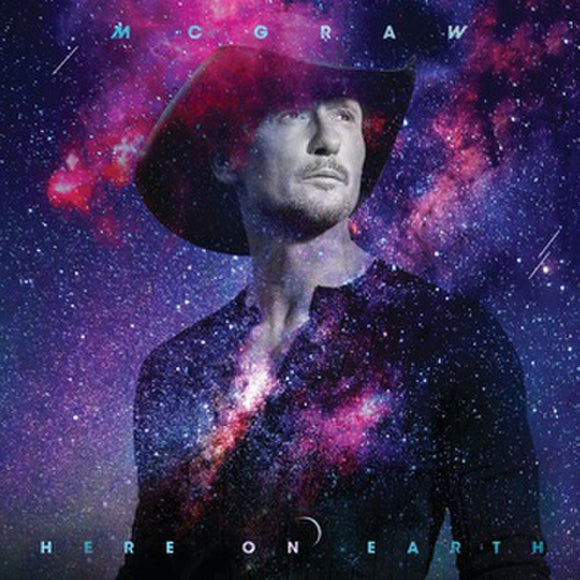Tim Mcgraw -Here On Earth