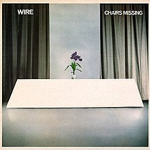 Wires - Chairs Missing