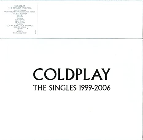 Coldplay - Singles 1999 - 2006