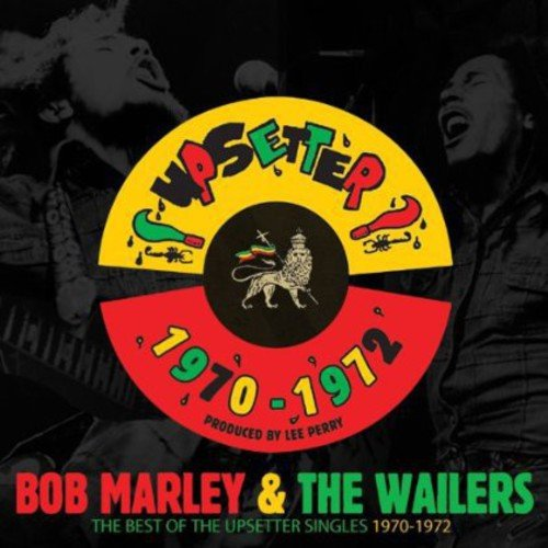 Bob Marley & The Wailers - The Best of the Upsetter Singles 1970 - 1972