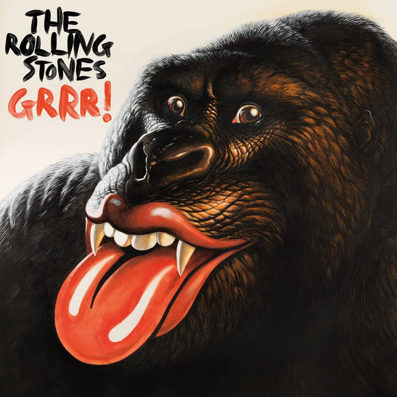 The Rolling Stones - Grrr! (Greatest Hits 1962 - 2012)