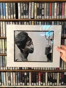Icon Collection Print - Aretha Franklin