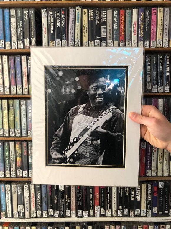 Icon Collection Print - Buddy Guy
