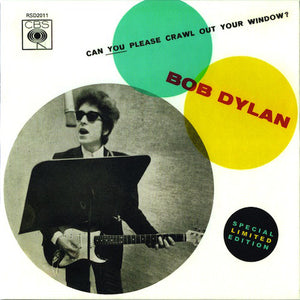 Bob Dylan - Can you Please Crawl