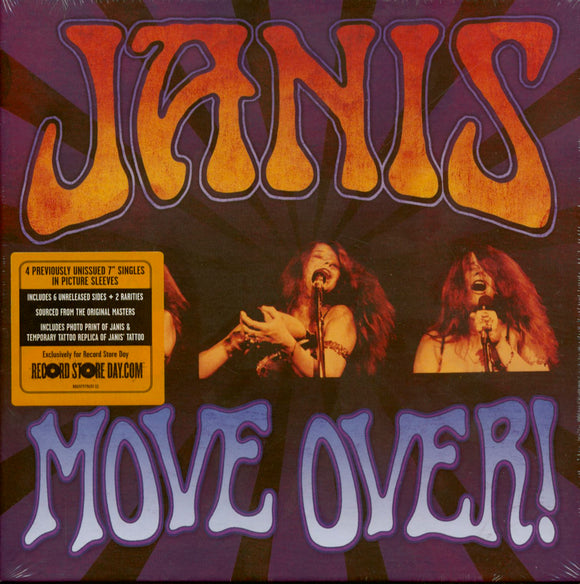 Janis Joplin - Move Over!