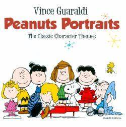 Vince Guaraldi - Peanuts Portraits: The Classic Character Themes