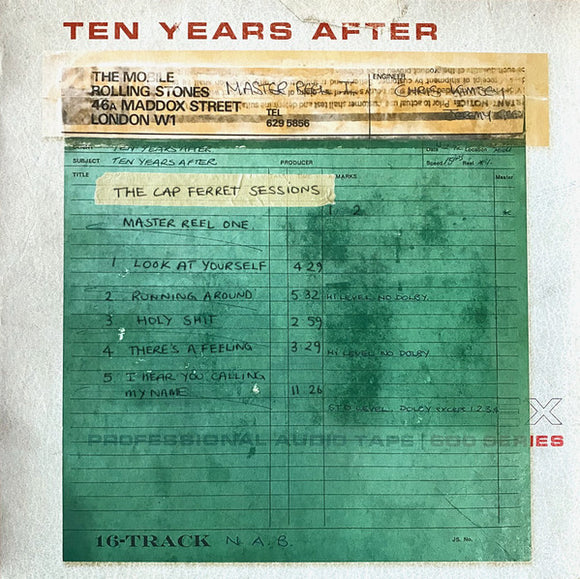 Ten Years After - The Cap Ferret Sessions