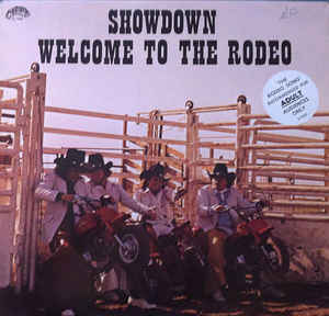 Showdown - Welcome to the Rodeo