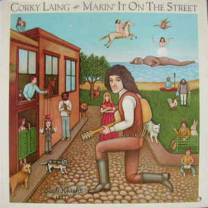 Corky Laing (Drummer for Mountain) - Makin' It On The Street