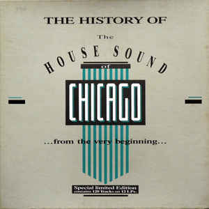 Various Artists - The House Sound of Chicago