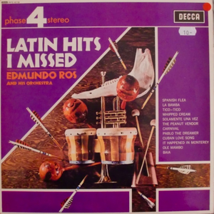 Edmundo Ros - Latin Hits I Missed