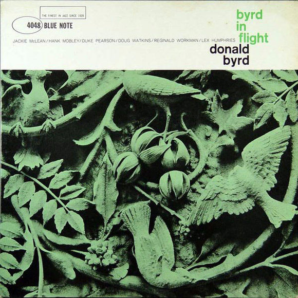 Donald Byrd - Byrd In Flight