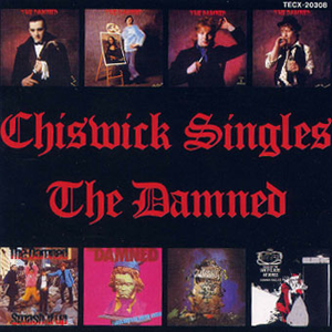 The Damned - Chiswick Singles