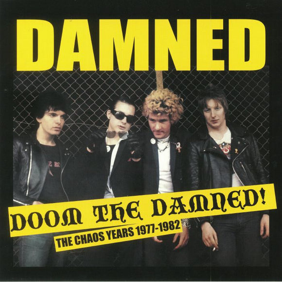 The Damned - Doom The Damned!
