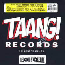 Tang! Records - The First 10 Singles