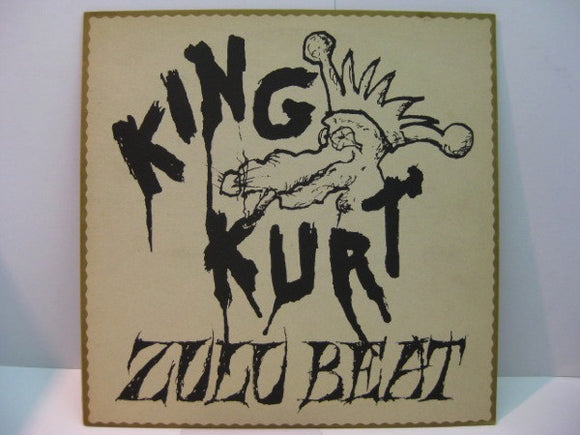 King Kurt - Zulu Beat