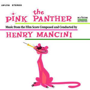 Henry Mancini & His Orchestra - The Pink Panther