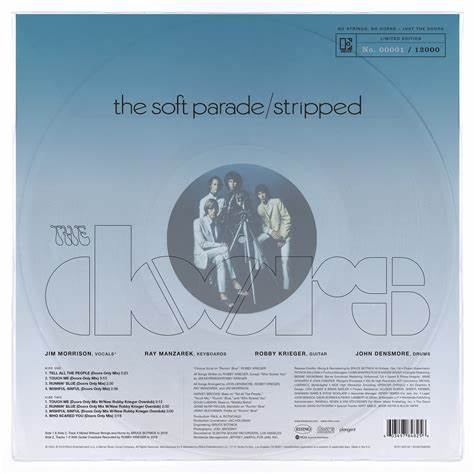 The Doors - The Soft Parade (Stripped)